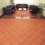 Zeev Matar Web site - Gima - Klinker flooring tile - 1 reference picture - sitzgruppe
