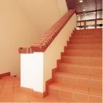 Zeev Matar Web site - Gima - Klinker flooring tile - 5 reference picture - treppenhausgima