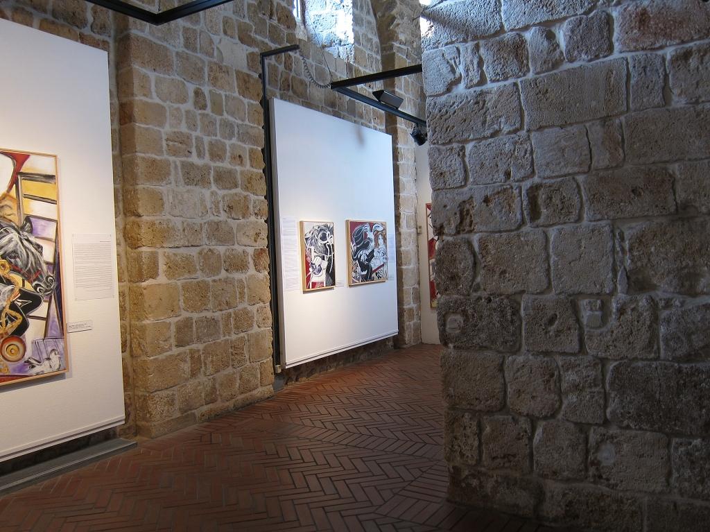 Zeev Matar Web site - Il Ferrone - Sestino & Tozzetto - Museum Okashi - 1 reference picture