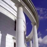 Zeev-Matar-Web-site-Stone-Marble-Bahi-project-International-Teaching-Center-exterior-detail
